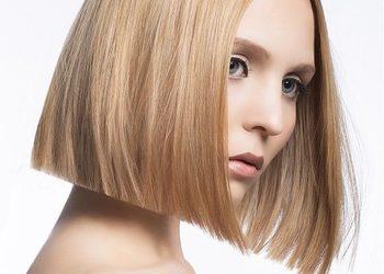 Glamour Instytut Urody - farbowanie + stylizacja - włosy średniej długości
