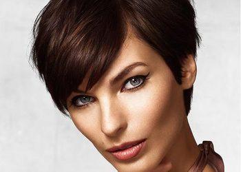 Glamour Instytut Urody - farbowanie + stylizacja - włosy krótkie