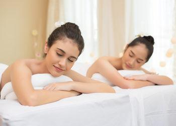 Zdrowy Masaż hotel Falko - przyjaciółki w spa 2h