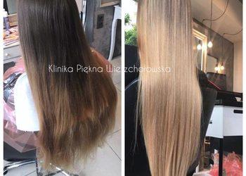 Klinika Piękna Wierzchołowska - keratynowe prostowanie włosów