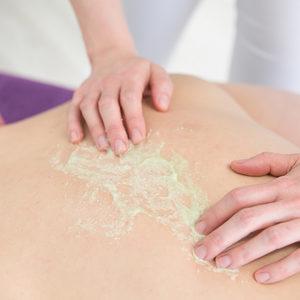 OPIUM Kosmetologia Fizjoterapia  - Peeling z masażem
