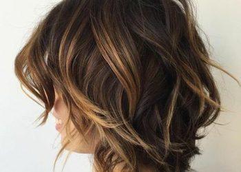 Glamour Instytut Urody - koloryzacja + refleksy + strzyżenie + stylizacja włosy średniej długości