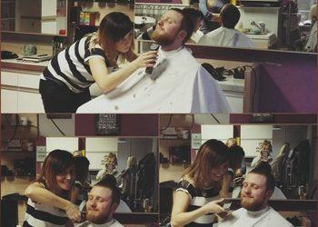 Michaëla - trymerowanie brody