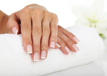 Glamour Instytut Urody - hybryda dłonie - francuski(biała końcówka)