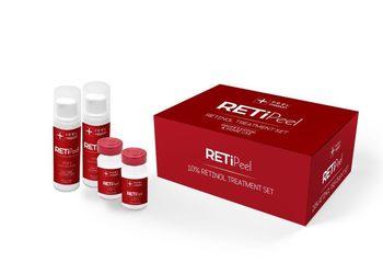 Hand Park - retinol peel mission