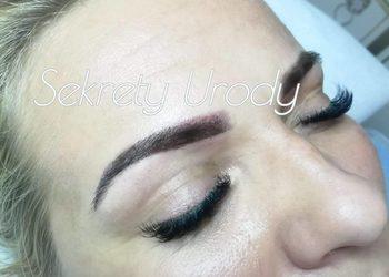 Salon Kosmetyczny Sekrety Urody - 2 makijaż permanentny brwi cień