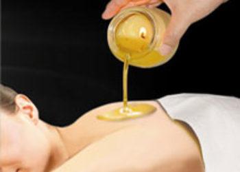 KOSMETOLOGIA G. Czyżowska - masaż całego ciała świecą