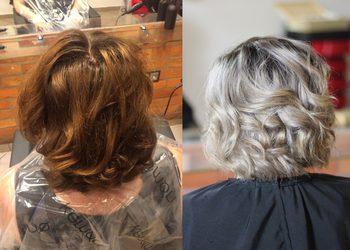 Centrum Zdrowych Włosów - dekoloryzacja + tonowanie
