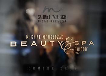 Salony fryzjerskie MICHAŁ MROSZCZAK Beauty&SPA - oxybrazja tlenowa