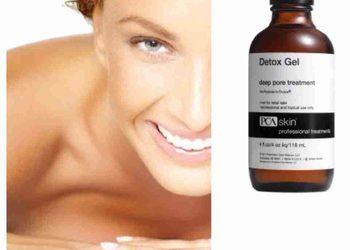 STREFA URODY SYLWIA PYCIA - pca skin detox gel głębokie oczyszczenie skóry