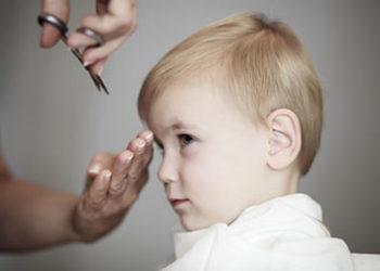 Glamour Instytut Urody - strzyżenie dziecięce