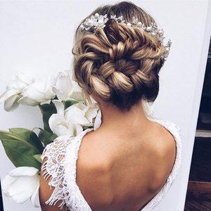 Glamour Instytut Urody - Ślubna stylizacja włosów