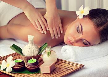 Glamour Instytut Urody - masaż relaksacyjny z elementami ajurwedy - całego ciała