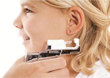 Glamour Instytut Urody - przekłuwanie uszu