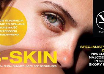 Yasumi Łomianki - s-skin specjalistyczny zabieg na lato - promocja