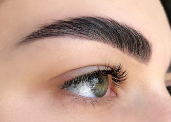 Her Eyes Studio - laminowanie brwi + stylizacja brwi