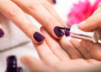 Bo jesteś wyjątkowa - malowanie paznokci