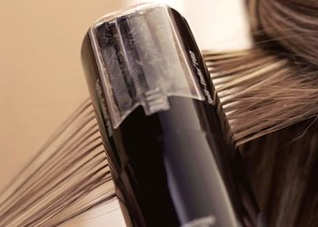 Glamour Instytut Urody - polerowanie + strzyżenie włosów