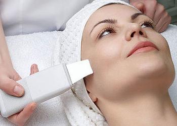 Orchid Beauty Kosmetologia Estetyczna - peeling kawitacyjny - twarz