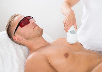 SC Beauty Clinic - depilacja laserowa klatka piersiowa