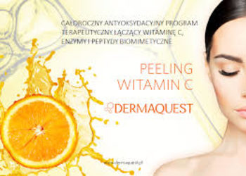 SC Beauty Clinic na Saskiej - dermaquest - peeling witamina c