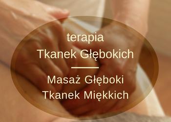 Studio Pemodelan - Gabinet Zdrowego Ciała - 1. terapia tkanek głębokich - masaż głębokich tkanek miękkich