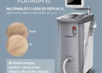 SC Beauty Clinic na Saskiej - depilacja laserowa kresa biała