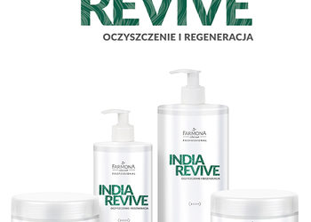 ecoSPA - india revive farmona zabieg oczyszczająco-regenerujący ciało