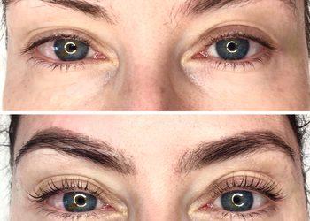 SC Beauty Clinic na Saskiej - lifting rzęs i brwi + botox + keratyna