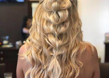 Salon fryzjerski For Hair - czesanie okazjonalne