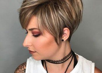 Glamour Instytut Urody - koloryzacja + refleksy + strzyżenie + stylizacja włosy krótkie