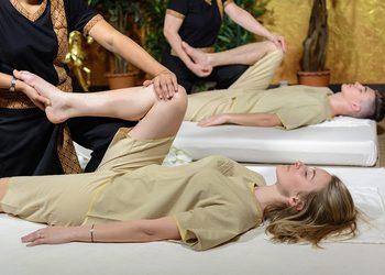 Yaowares - masaż klasyczny tajski dla par 120 minut