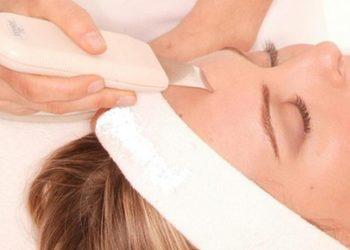 SC Beauty Clinic - peeling kawitacyjny z maską kremową