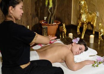 Yaowares - masaż z olejkami eterycznymi 60 minut