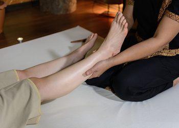 Yaowares - refleksoterapia – tajski masaż stóp 60 minut