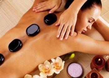 SC Beauty Clinic - masaż gorącymi kamieniami