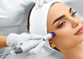 SC Beauty Clinic - mikrodermabrazja twarz, szyja, dekolt z ampułką i maską