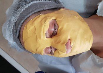 Sztuka Piękna - peeling kawitacyjny + sonoforeza + maska algowa